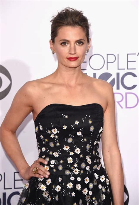 Peoples Choice Awards by Stana Katic 2015 S Choice Awards In Los Angeles