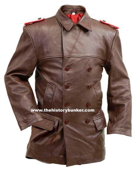 german u boat leather jacket ww2 german leather u boat kriegsmarine leather deck jacket