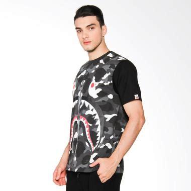 Jual Bape Kaos Pria Camo Milo On Big Ape Tshirt Mirror Quality 12 jual a bathing ape city camo big shark kaos pria black harga kualitas terjamin