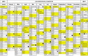 Steinger Jahreskalender Projekte Steinger Ch