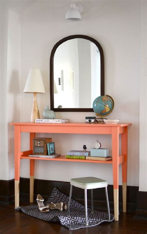 Diy Painted Desk Creative Diy Painted Furniture Ideas Hative