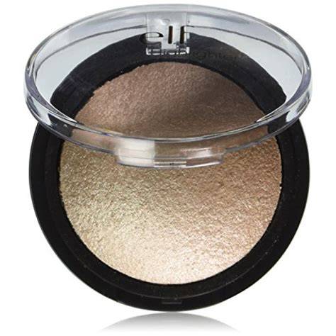 E L F Studio Baked Highlighter geekshive e l f studio baked highlighter 83704 moonlight