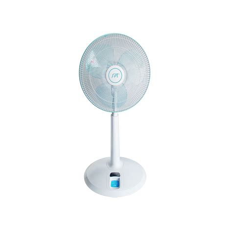 standing fan with remote control spt sf 1468 14 quot remote control standing fan shop your