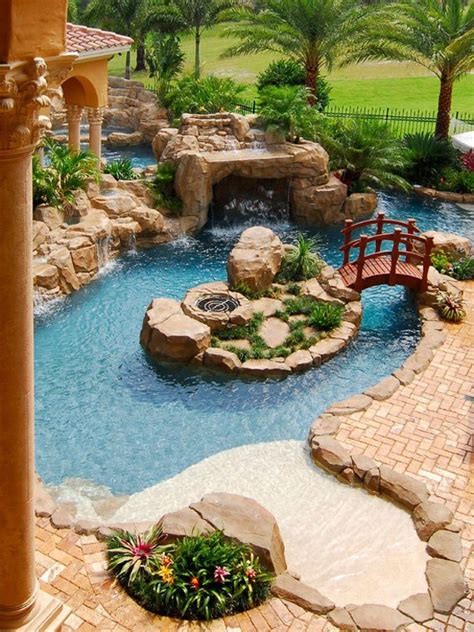 beautiful backyard ponds 30 beautiful backyard ponds and water garden ideas