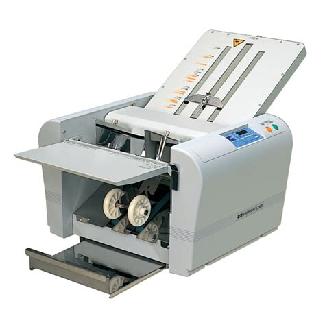 Paper Equipment - paper folding machines