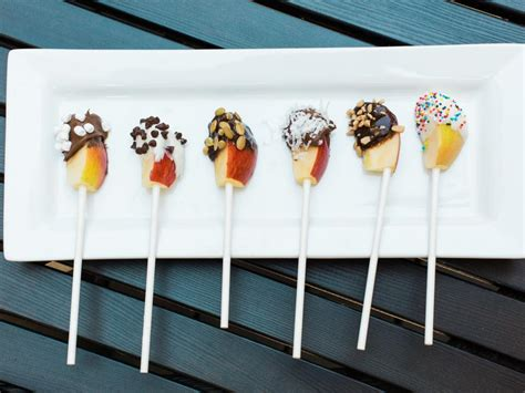 diy candied apple bar for parties hgtv