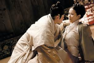 film hot drama korea director says the concubine sex scenes are complicated