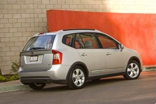 2010 kia rondo review, ratings, specs, prices, and photos