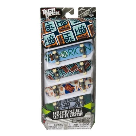 tech deck single pack tech deck 96mm fingerboards 4 pack styles vary new ebay