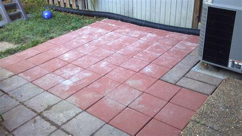 a paver patio square patio stones concrete paver patio concrete
