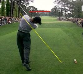 tiger woods golf swing analysis tiger woods golf swing analysis