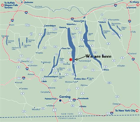 finger lakes ny map brad hickey s wine odyssey racing acidity in the finger lakes