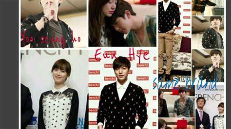 lee min ho and goo hye sun 2013 you and i lee min ho goo hye sun youtube