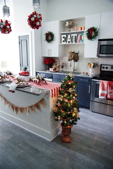 Home Decor Blogs Small Spaces by Small Space Holiday Decorating Ideas