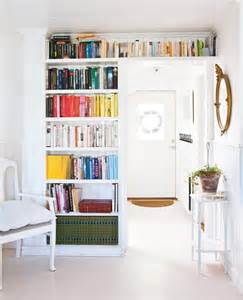 Built In Bookshelves Around Doorway Bookshelves Around Door Katy Elliott