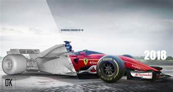 F1 Calendar 2018 Tickets Sf18 2018 F1 Car Thisisf1
