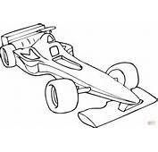 Disegno Di Macchina Da Formula 1 Colorare  Disegni E