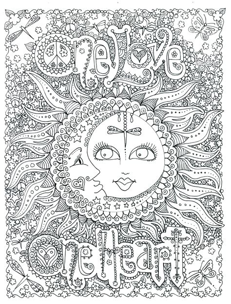 love coloring pages for adults one love poster by chubby mermaid on etsy com adult