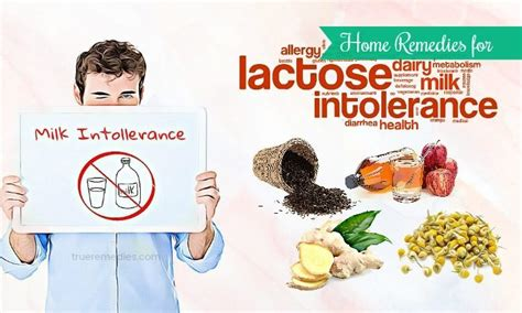 36 effective home remedies for lactose intolerance