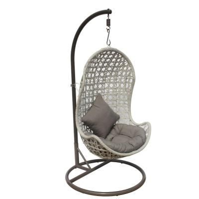 white rattan swing chair jlip hammocks stands white wash rattan patio swing chair