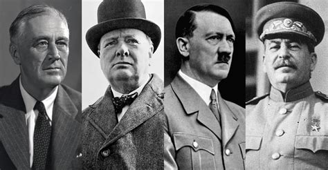 biography vs history who are great leaders in history