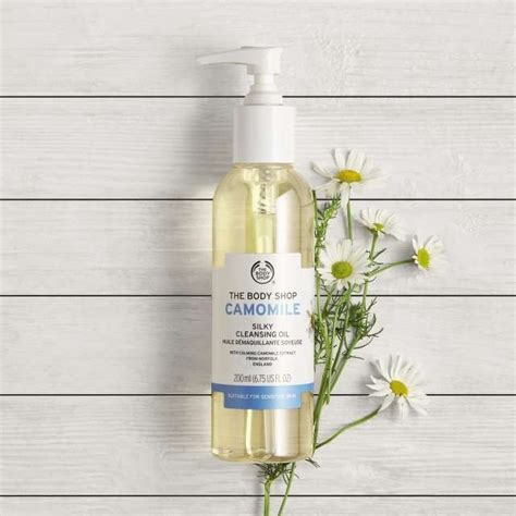 Camomile Silky Cleansing skincare camomile silky cleansing the shop