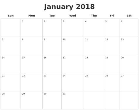 2018 calendar 2017 2018 best cars reviews