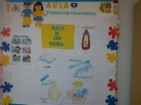 aula fundacion telefonica en fundacardin la higiene personal