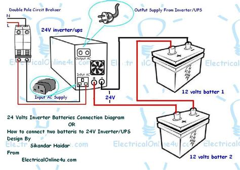 wiring diagram for 12v batteries 12v led wiring