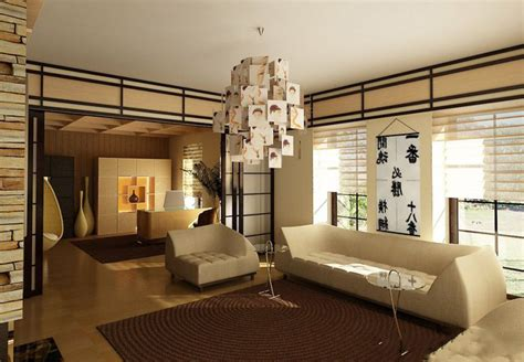 Japanese Room Decor Japanese Interior Design Japanese Living Room