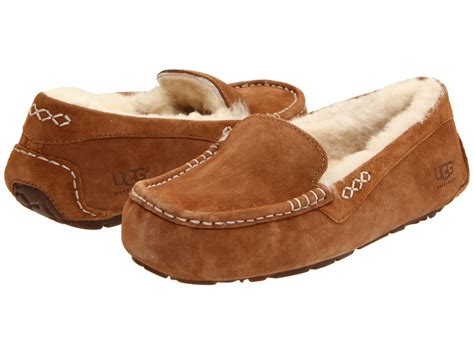 uggs house shoes ugg womens ansley slippers fontana sports