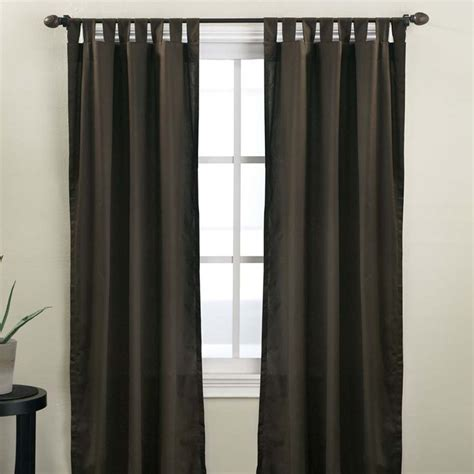 black linen curtains ideas for sheer linen curtains creative home decoration