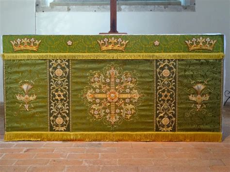 church altar frontals