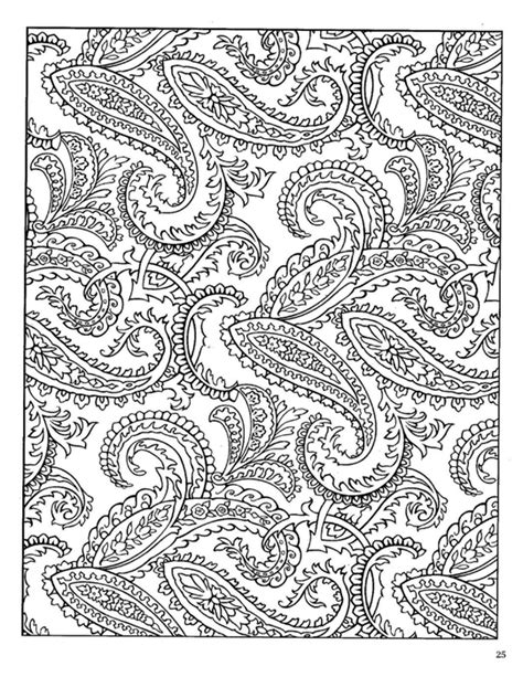 paisley designs coloring pages free coloring pages of paisley elephant