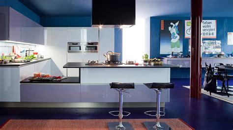 decora  disena  disenos de cocinas color azul