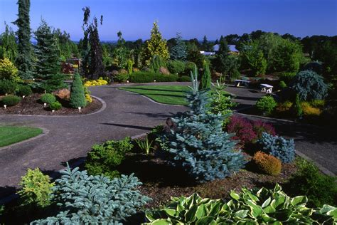 Gardening In Oregon The Oregon Garden Announces Expansion Plans For
