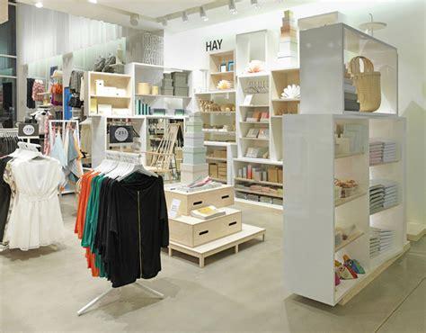 Retail Spaces Buku Interior vero moda flagship store by riis retail aarhus denmark viewonretail product presentation