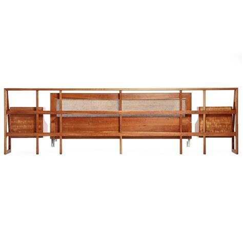 headboard with nightstands headboard with nightstands for sale at 1stdibs