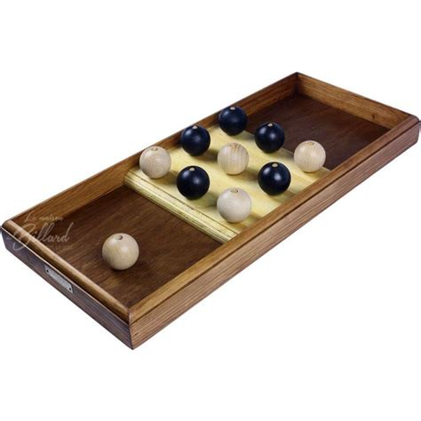 jeux de comptoir morpion en bois