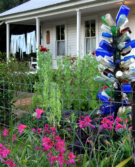 Gardening Grants Embrace Prohibition Bottle Trees A New Englander S View