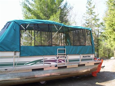 pontoon tent tips on how to turn any pontoon boat into the ultimate