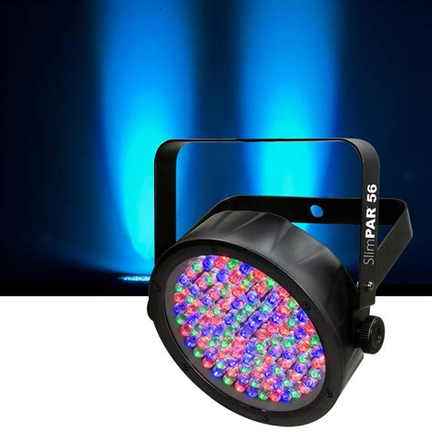 chauvet slimpar 56 dmx rgb led wash light pssl