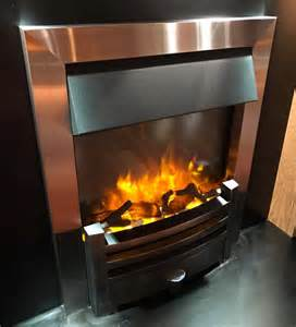 new eco electric at fireplace world glasgow