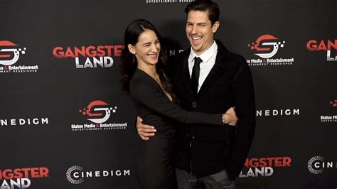watch online gangster land by sean faris and milo gibson sean faris and cherie daly gangster land premiere red carpet youtube