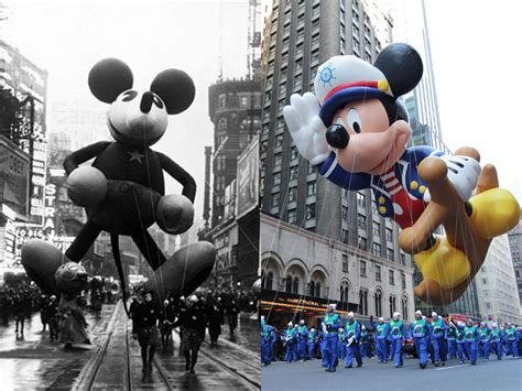 history of new year parade the 88 year evolution of the macy s thanksgiving day