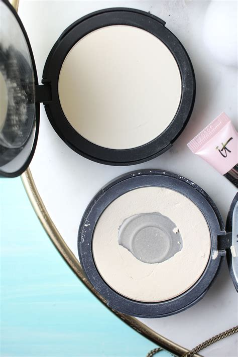Bye Bye Pores Pressed it cosmetics it s your bye bye collection five