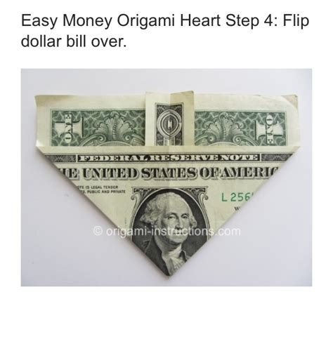 Easy Dollar Bill Origami - easy dollar bill origami comot