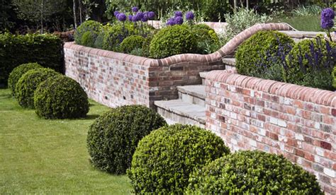 Garden Walls Ideas Landscaping Front Garden Walls Ideas Uk