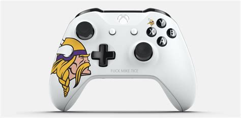 design lab nfl put your nfl team on your xbox one controller for 95