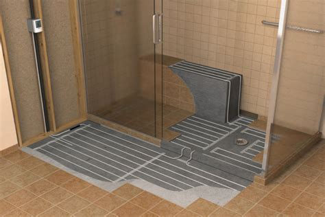 Cost Of Heated Floors In Bathroom by Water Heated Floors Cost Gurus Floor
